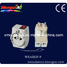 Multi - Purpose Travel Adaptor-Socket, Plug (WSAIIGF-9)