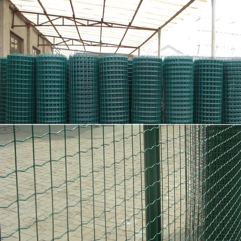 25m Roll Wave Fence Mesh