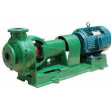 KFJ rubber liner chemical centrifugal slurry pump