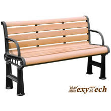 WPC Aluminium bois rue chaise et bancs d'église