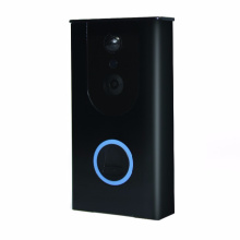 vision nocturne sans fil porte téléphone wifi sonnette caméra