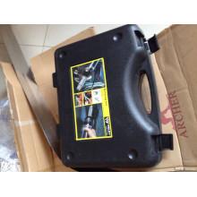 PVC-Bodenbelag Installationswerkzeuge Schweißpistole und Slot Machine