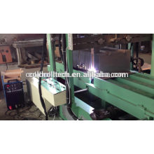 Automatic Corrugated Fin Welding Machine for wall tank