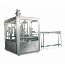 Spout Bag Filling and Capping Machine For Salt Soda water