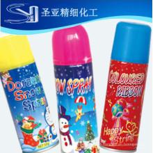 2014 Schnee Spray Weihnachtsdekoration Spray Weiß Flake Craft Snow Spray