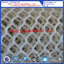 Maille plate en plastique pour la vente chaude d'élevage d'Agriculature