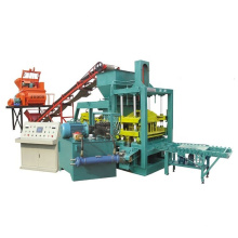 German Technology QT4-15 B concrete block making machine with best price sold well in Middle east