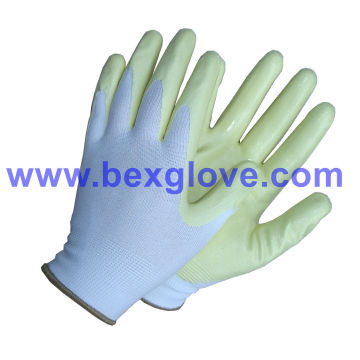 Nitrile Working Glove
