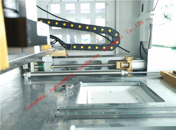 JGH-217 curvilinear PCB cutting machine (13)