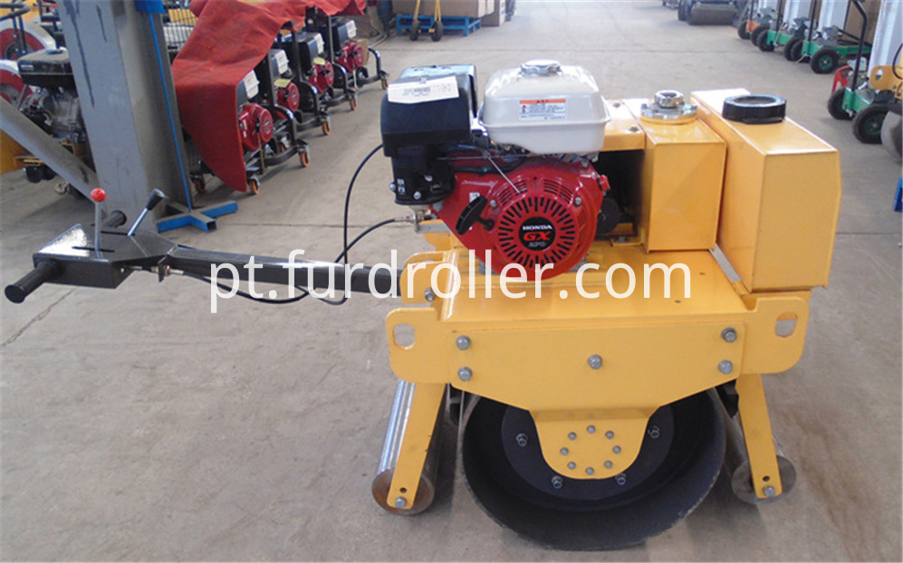 FYL-700 Manual Road Roller