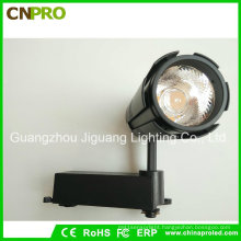 White Black Housing 15W COB LED Track Light for Spotlight Downlight Ceiling