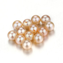 Snh Hot Sale Peach Loose Pearl Beads Wholeasle