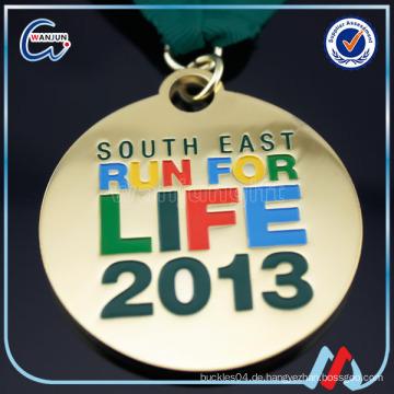 Mit band benutzerdefinierte olympics souvenir medaille