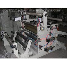 Plastic, Paper, Label, Film, Foam, Automatic Slitting Machine