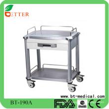 New Design Hospital Treatment Trolley Medical Cart