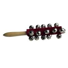 FQ marque dernier enfant nouveau hochet bruit maker balle en bois en peluche bébé hochet jouets