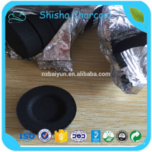 Beste schwarze Shisha / Kohle für Shisha