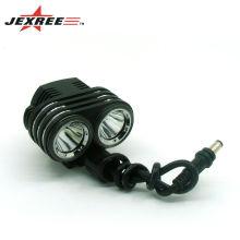 1800Lumens 2XCree xml t6 led mountain bike luz com bateria recarregável 18650