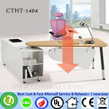 ручной винтовой регулировкой высоты стол угловой стол столешницей производителей