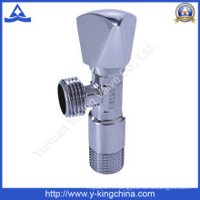 High Quality Factory Sales Brass Angle Ball Valve (YD-5009)