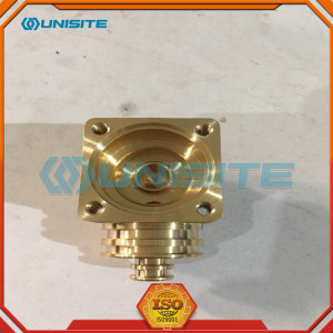 Brass Forging Valve Parts