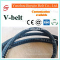 Automotive fan belt v belt