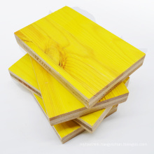 3 Ply Yellow Thick Formwork Concrete Shuttering Panels Metal