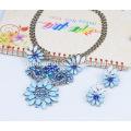 Оптовая коренастый цепи кисточкой жемчужина ожерелье конструкции дешевые жемчужное ожерелье