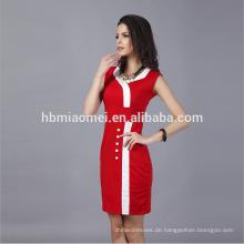 2018 koreanische Kleider neue Mode formelle Kleid Büro Dame formelle Kleidung