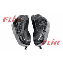 Fibra de carbono da motocicleta Parts Engine Cover para BMW R1200GS 2013-2015