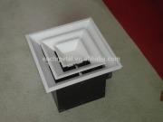 aluminum panel louver essential oil diffuser, air diffuser,diffuser
