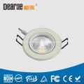 Energy saving ceiling light MR16 6W aluminum base material and white color modern