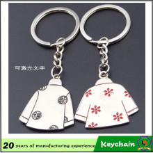 Cute Tang Suit Keychain for Couples