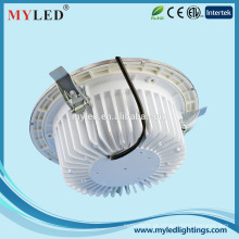 A venda quente 22W / 30W / 35W / 40W conduziu a luz de teto, downlight encaixado