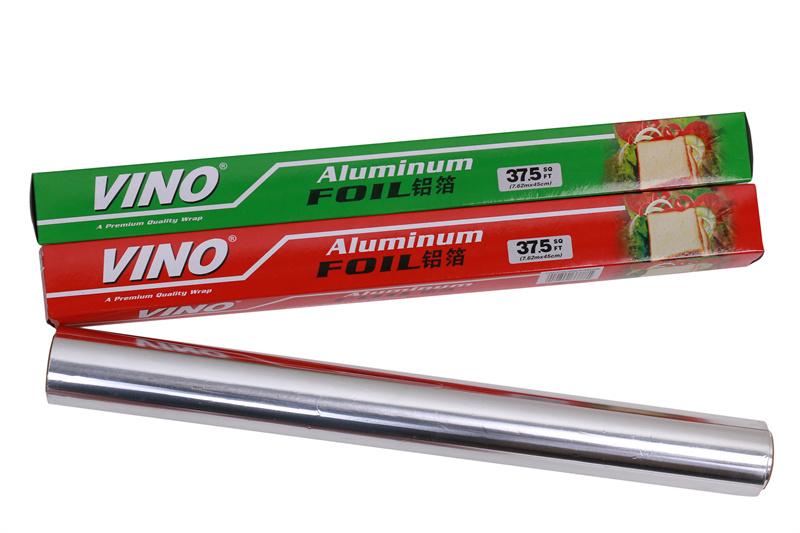 Aluminium Foil Roll For Food Packaging 8 Jpg
