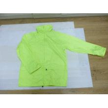 Reflective Rain Jacket and Trouser Set