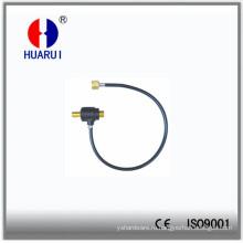 10-25 с водяным охлаждением разъем кабеля для TIG сварочные горелки