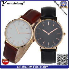 Yxl-573 2016 Neueste China Cehap Design Herrenuhr Quarz Armbanduhr