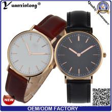 Yxl-573 2016 Новый Китай Cehap дизайн Мужские часы Кварцевые наручные часы