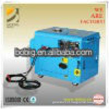 190A AC three phase diesel welding generator