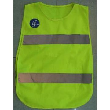Yj-5008A   Green Reflective Hi Vis Construction Security Safety Vest Clothing Wear