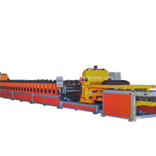 Stål Silo Panel Roll Forming Machine