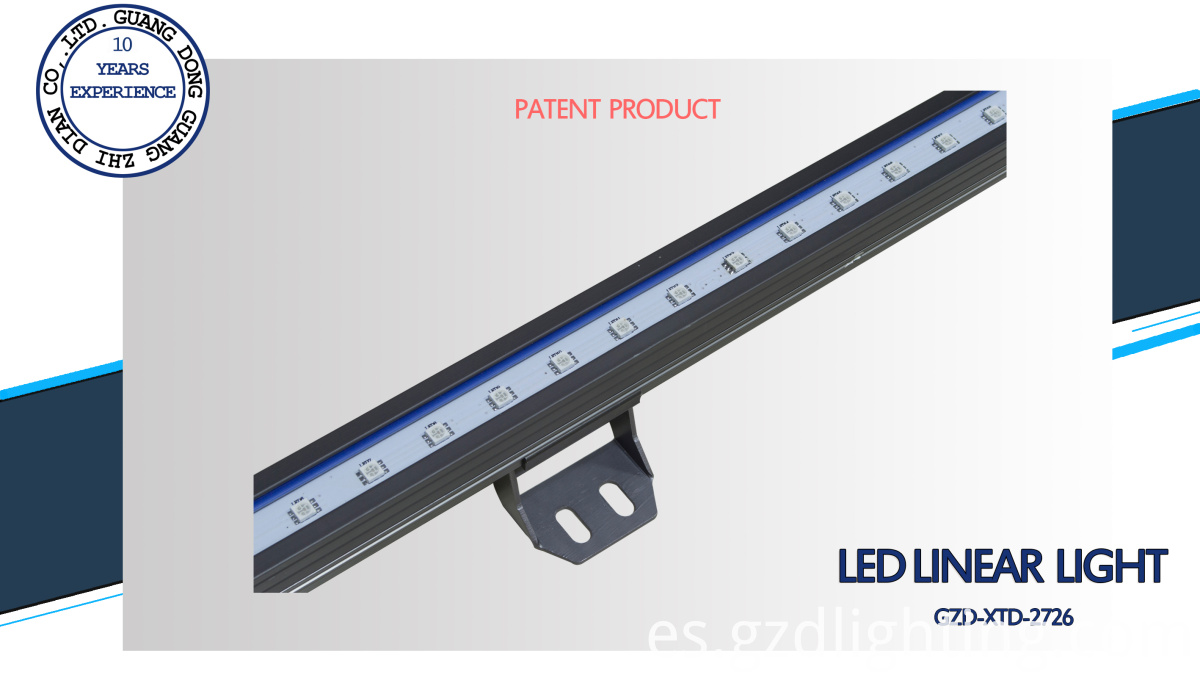 2726 led linear light