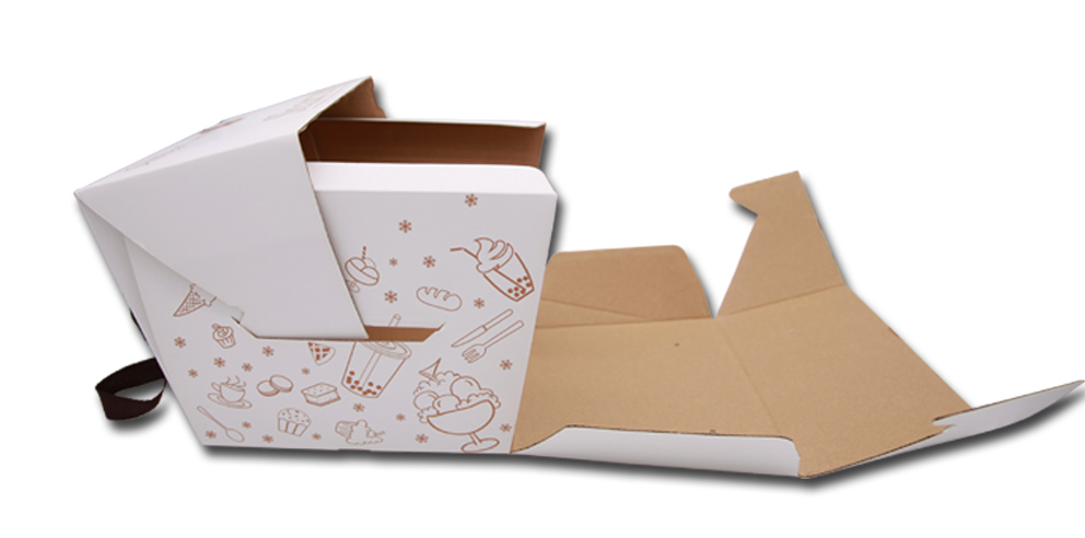 packaging boxes for takeaway food