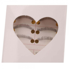 Real Siberian Mink Wimpern Natürliche Stil mit schönen Custom Packaging