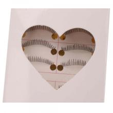 Cílios Mink Siberianos Real Estilo Natural com Bonita Embalagem Personalizada