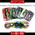 Hochwertiger Krähen-Poker-Chip-Satz (760PCS) Ym-Lctj001