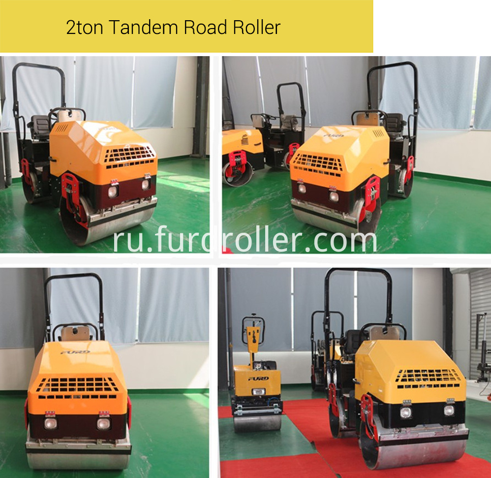 2ton Road Roller