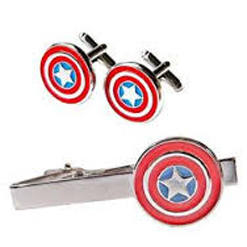 Tie Pin Cuff Links
