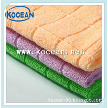 super cleaning microfiber cloth in bulk for household cleaning